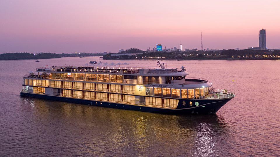 4N3Đ khám phá vẻ đẹp Cần Thơ - Châu Đốc trên du thuyền Victoria ...
