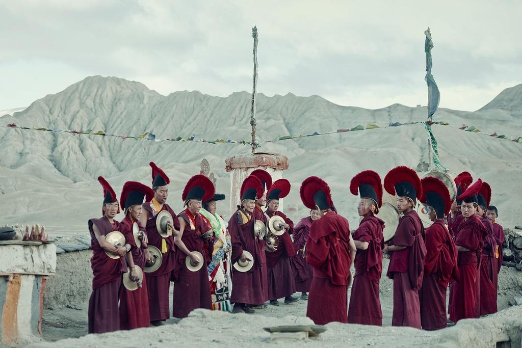 Hầu hết dân Mustang sống ở thung lũng sông Kali Gandaki, tại vùng đất cao 2.800-3.900 m so với mực nước biển. Vào mùa đông, người dân di cư đến các khu vực thấp hơn của Nepal để thoát khỏi những điều kiện khắc nghiệt. Ảnh: Jimmynelson.