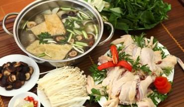 lẩu gà nấu chua - 24h.vn