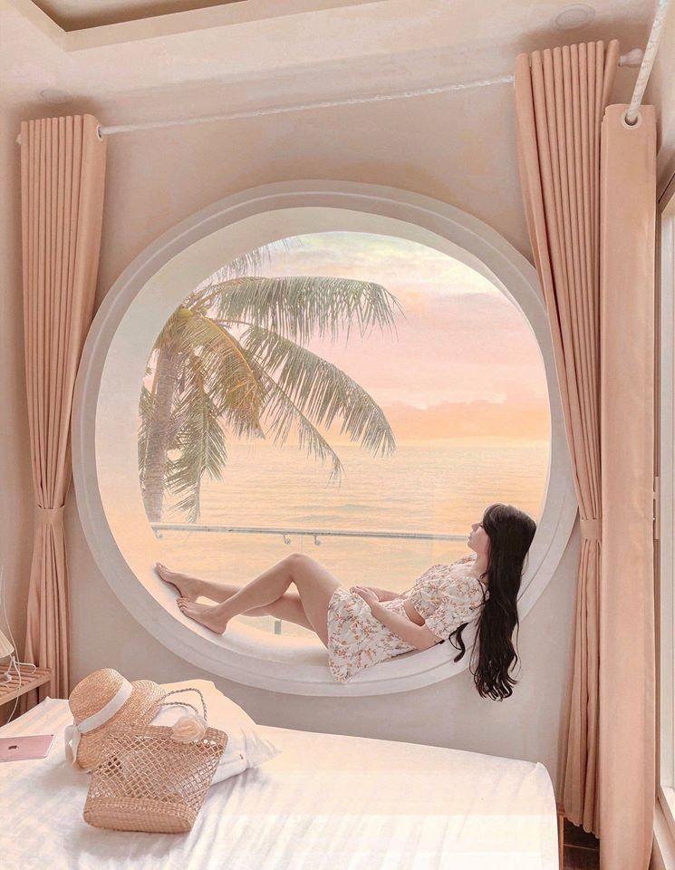 Ảnh: @Sunset beach house