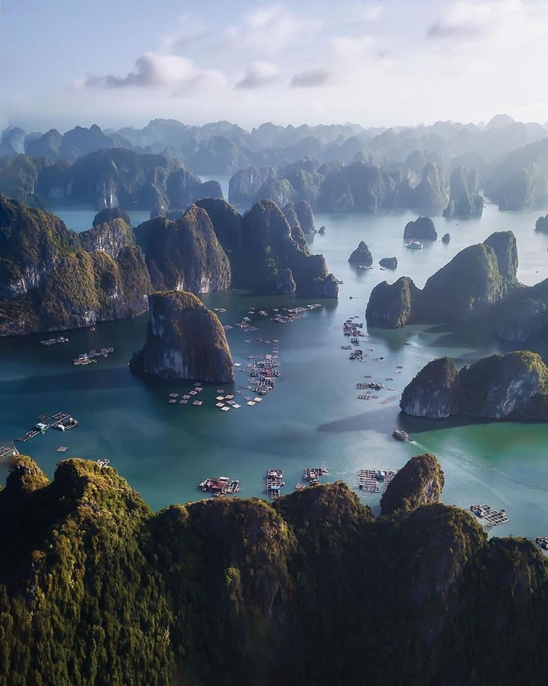 Vịnh Hạ Long (Ảnh: ST)
