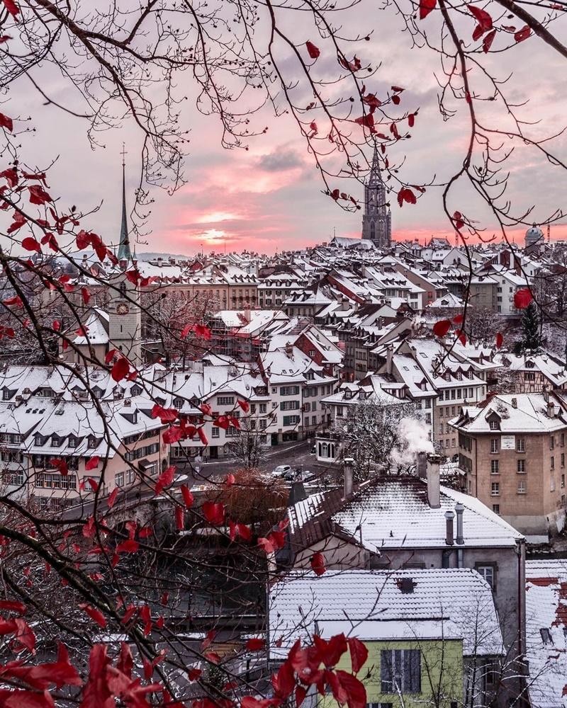 Thành phố cổ Bern