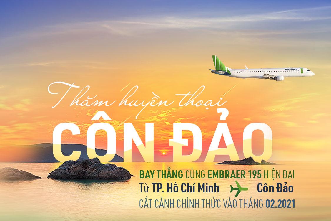 Bamboo Airways - con-dao-ivivu