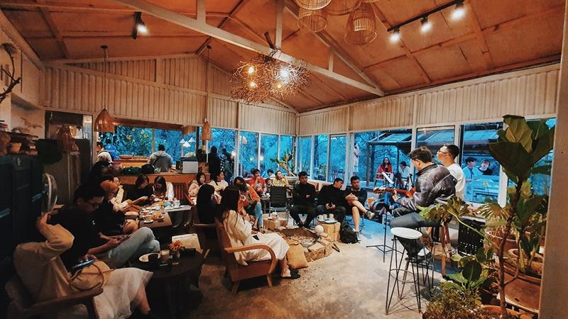 5 quán cà phê acoustic ở Đà Lạt dành cho người thích lãng mạn