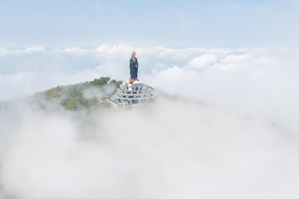 Ảnh: Sun World Ba Den mountain