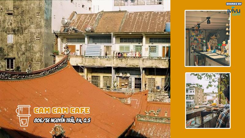Top 5 quán cà phê tại Sài Gòn phong cách 'thời ông bà anh'