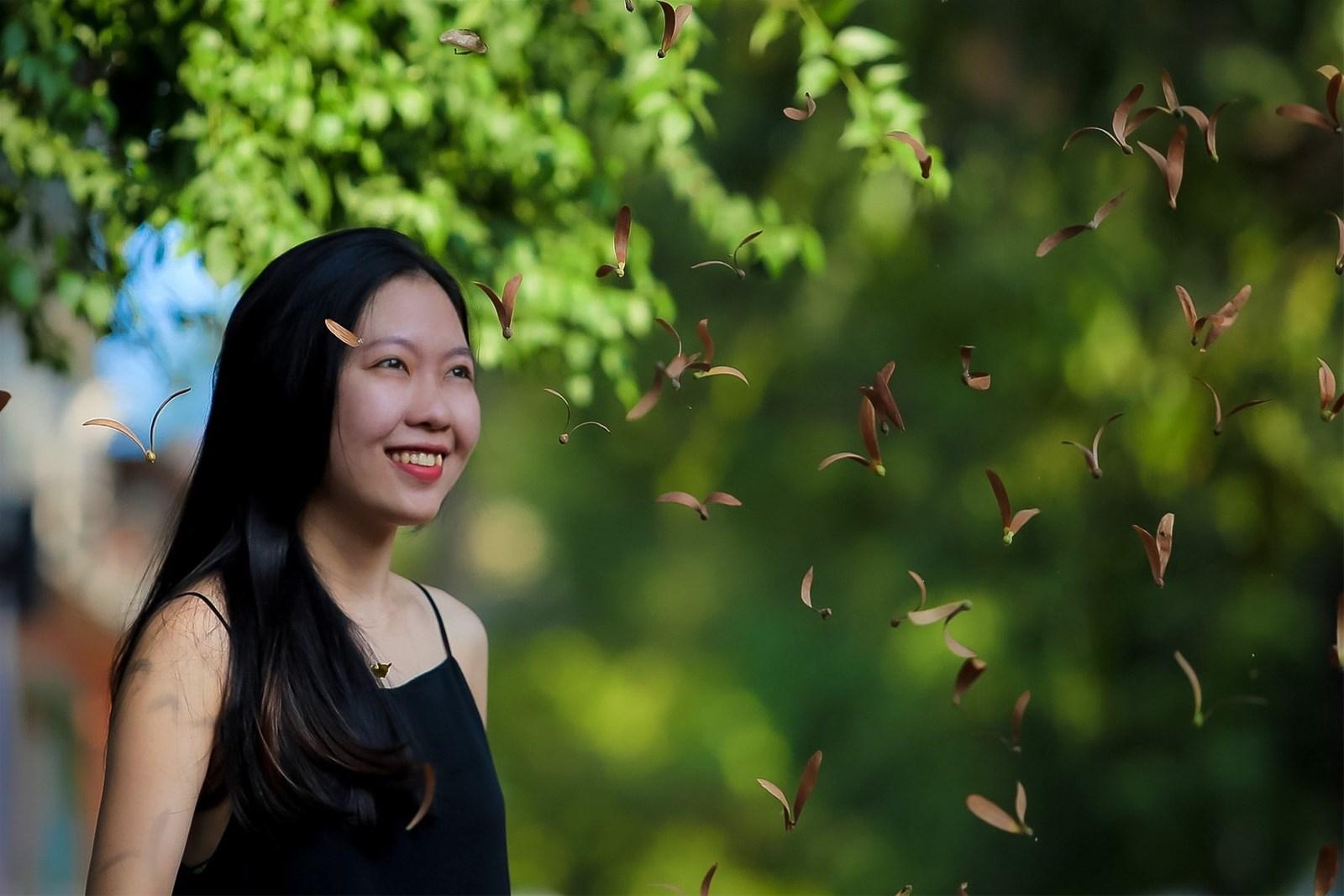 Sài Gòn vào mùa chò nâu lãng mạn như phim