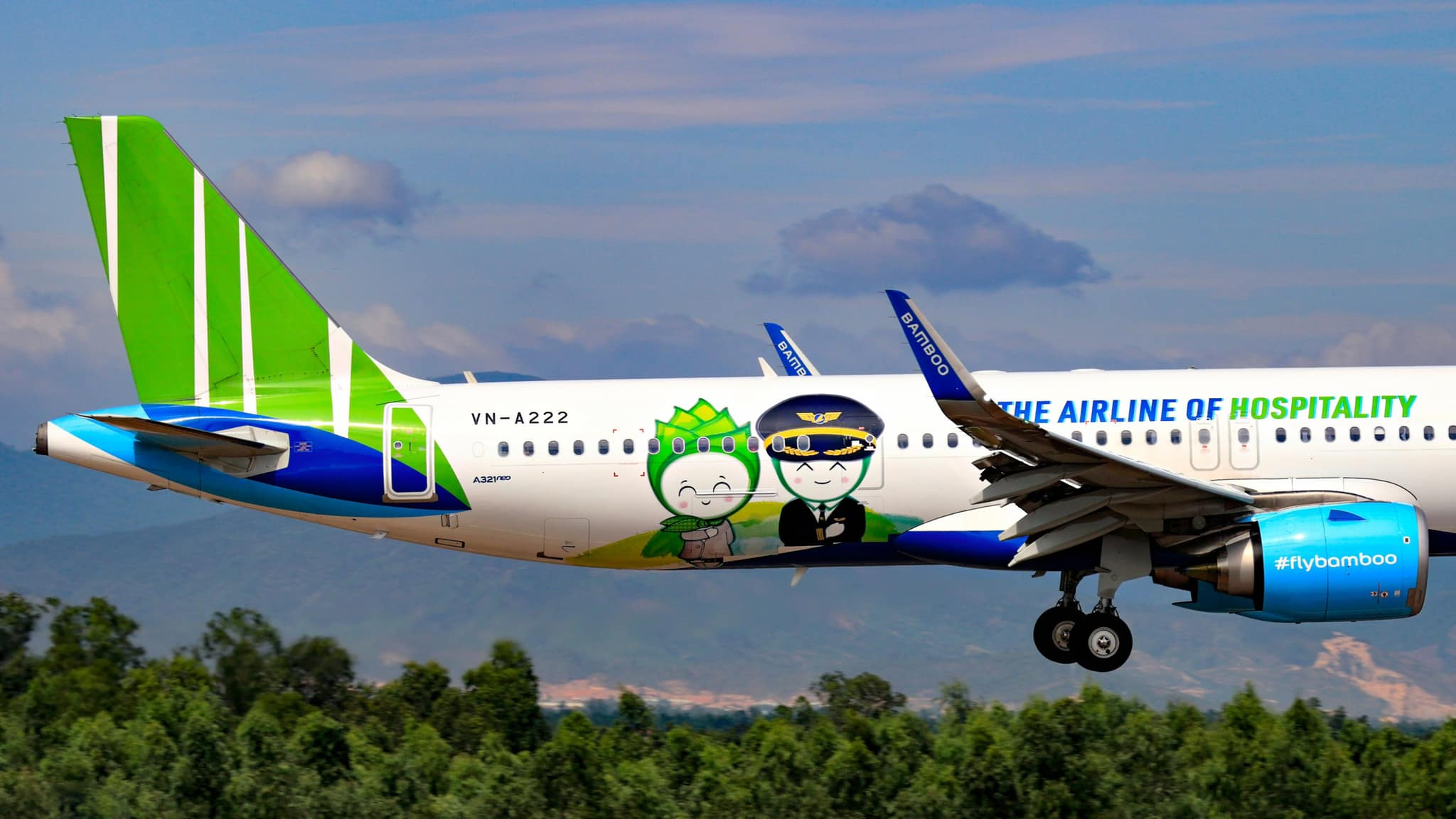 Bamboo Airways tạm dừng khai thác các chuyến bay thương mại đến hết 07/08/2021