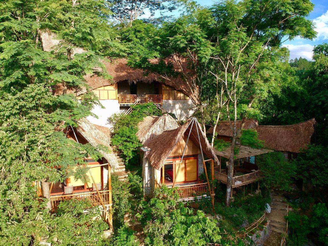 Mộc Châu Retreat, khu nghỉ dưỡng view núi rừng siêu mê ở Mộc Châu
