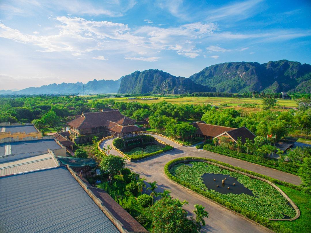 Gợi ý top 4 resort Ninh Bình view siêu mê cho chuyến nghỉ dưỡng của bạn